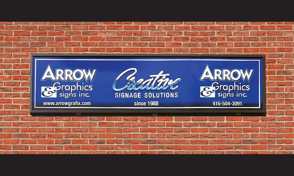Arrow Graphics Signs Inc.